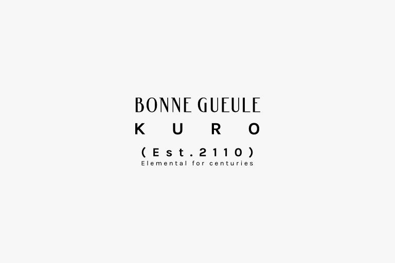BONNE GUEULE×KURO