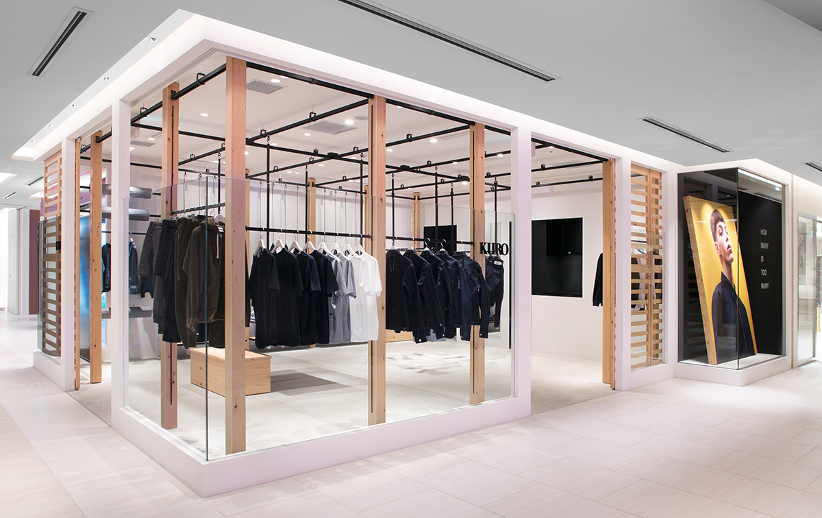 KURO GINZA Store Picture1