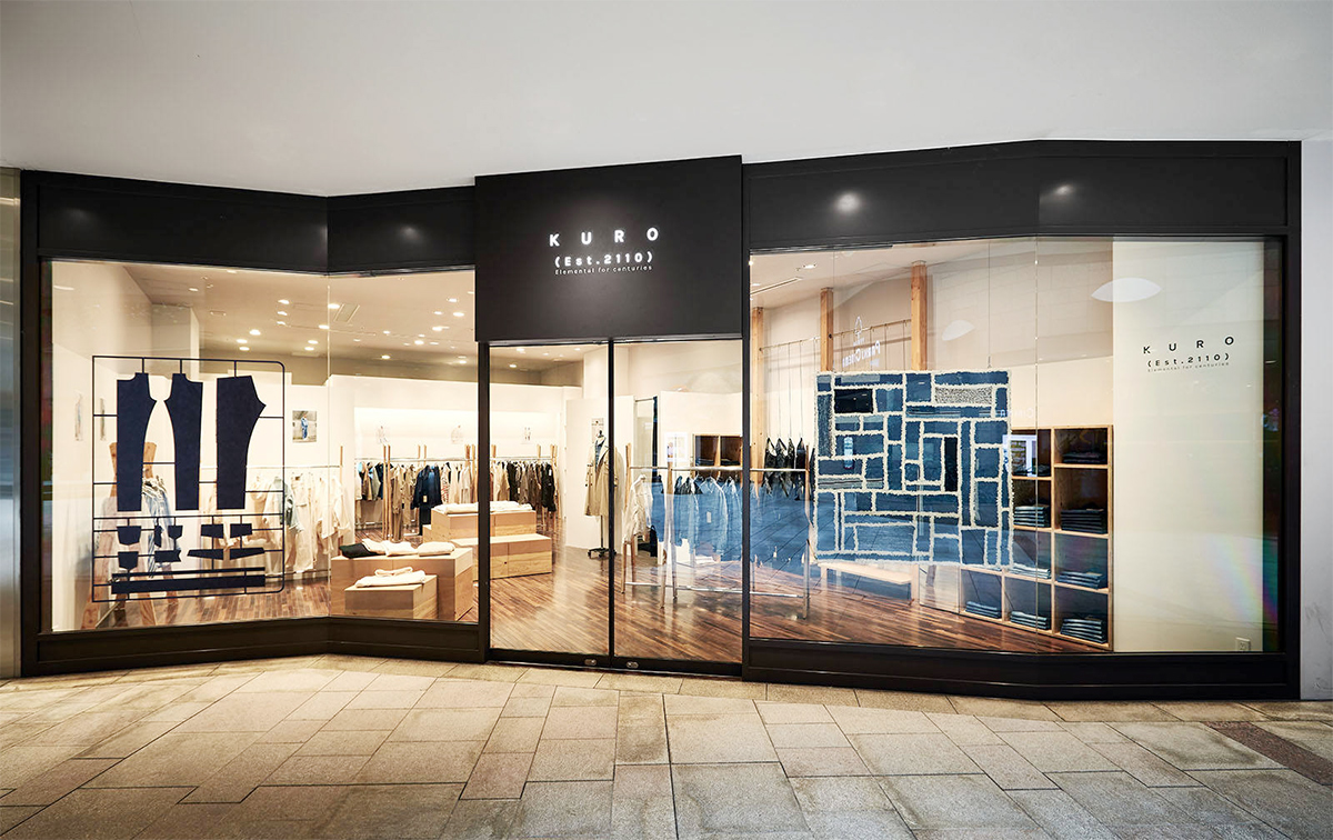 KURO OSAKA Store Picture1